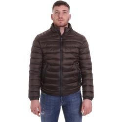 Abbigliamento Uomo Piumini Sseinse GBI635SS Marrone