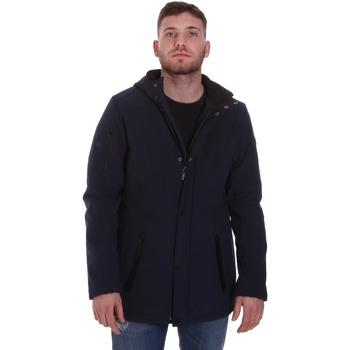 Abbigliamento Uomo Parka Lumberjack CM50221 003 404 Blu