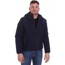 Abbigliamento Uomo Giubbotti Lumberjack CM95124 001 404 Blu