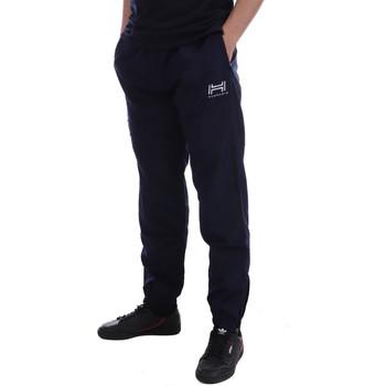 Abbigliamento Uomo Pantaloni da tuta Hungaria H-15BMUXH000 Blu