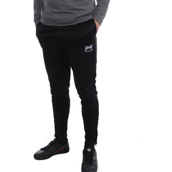 Abbigliamento Uomo Pantaloni da tuta Hungaria H-15BMUX1000 Nero