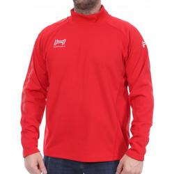 Abbigliamento Uomo Felpe Hungaria H-16TPUXEX00 Rosso