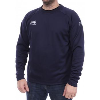 Abbigliamento Uomo Felpe Hungaria H-15TMUXE000 Blu