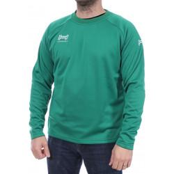 Abbigliamento Uomo Felpe Hungaria H-15TMUXE000 Verde