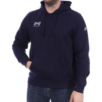 Abbigliamento Uomo Felpe Hungaria H-15TOUYF000 Blu