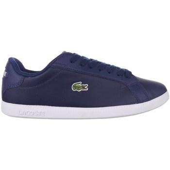 Scarpe Donna Sneakers basse Lacoste Graduate BL 1 Sfa Blu marino
