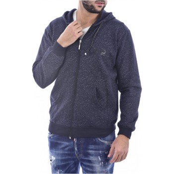 Abbigliamento Uomo Felpe Goldenim Paris Felpa zip 1477 - Uomo blu