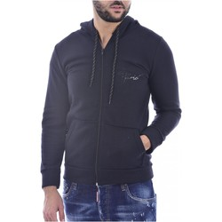 Abbigliamento Uomo Felpe Goldenim Paris Felpa zip 1476 - Uomo blu