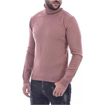 Abbigliamento Uomo Maglioni Goldenim Paris Maglioni 1460 - Uomo rosa