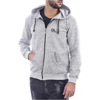 Abbigliamento Uomo Felpe Goldenim Paris Felpa zip 1477 - Uomo grigio