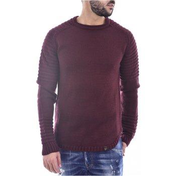 Abbigliamento Uomo Maglioni Goldenim Paris Maglioni 1471 - Uomo rosso