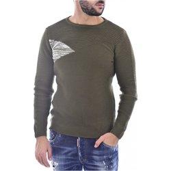 Abbigliamento Uomo Maglioni Goldenim Paris Maglioni 1466 - Uomo verde