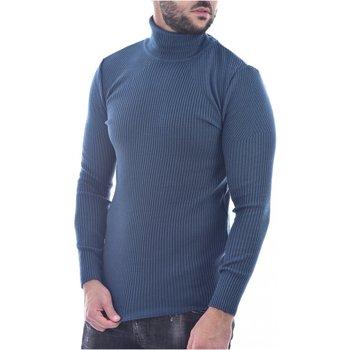 Abbigliamento Uomo Maglioni Goldenim Paris Maglioni 1461 - Uomo blu