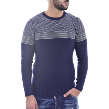 Abbigliamento Uomo Maglioni Goldenim Paris Maglioni 1467 - Uomo blu