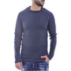 Abbigliamento Uomo Maglioni Goldenim Paris Maglioni 1471 - Uomo blu
