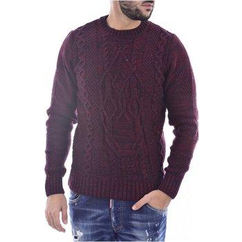 Abbigliamento Uomo Maglioni Goldenim Paris Maglioni 1463 - Uomo rosso