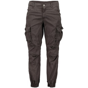Abbigliamento Uomo Pantalone Cargo Scout Pantalone  Cargo Men Blu (pnt1389-piombo) Grigio