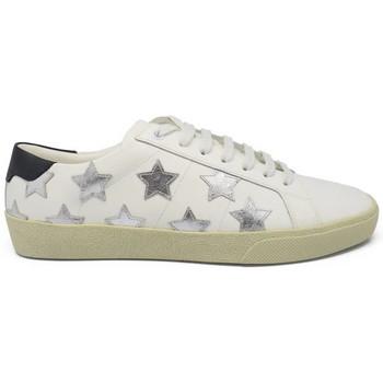 Scarpe Uomo Sneakers Saint Laurent  Bianco