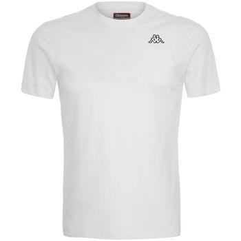 Abbigliamento Uomo T-shirt maniche corte Kappa 304J150 Bianco