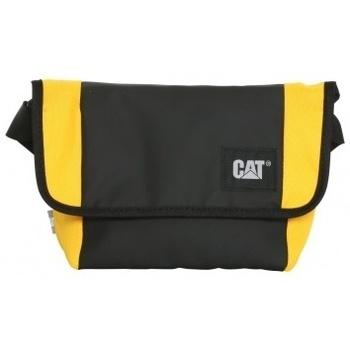 Borse Borse a mano Caterpillar Detroit Courier Bag nero