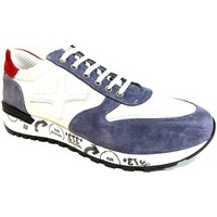 Scarpe Uomo Sneakers basse Alberto D'aragona ATRMPN-23748 Blu