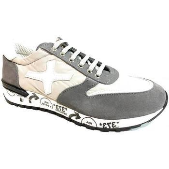 Scarpe Uomo Sneakers basse Alberto D'aragona ATRMPN-23749 Grigio