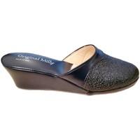 Scarpe Donna Ciabatte Milly MILLY4000blu blu