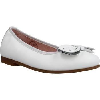 Scarpe Bambina Ballerine Garvalin 202600 Bianco