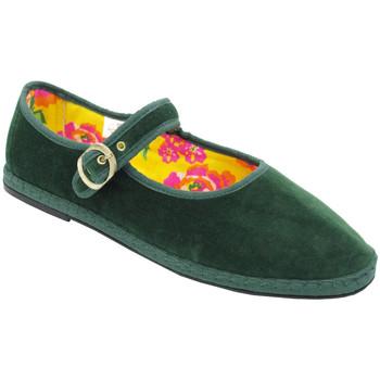 Scarpe Donna Pantofole De Fonseca ADEFONSECAD2verde verde