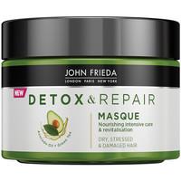 Bellezza Donna Maschere &Balsamo John Frieda Detox & Repair Mascarilla  250 ml