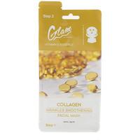 Bellezza Donna Maschere & scrub Glam Of Sweden Mask Collagen Facil 35 + 5 Gr