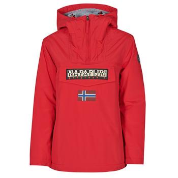 Abbigliamento Donna Parka Napapijri RAINFOREST WINTER Rosso
