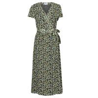Abbigliamento Donna Abiti lunghi Betty London OMADAM Nero / Multicolore