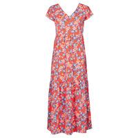 Abbigliamento Donna Abiti lunghi Betty London ODE Rosso / Multicolore