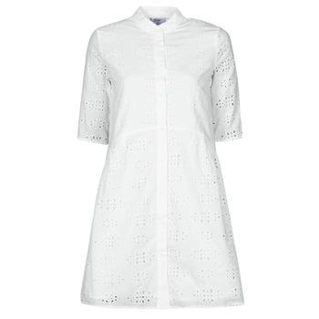 Abbigliamento Donna Abiti corti Betty London ODA Bianco