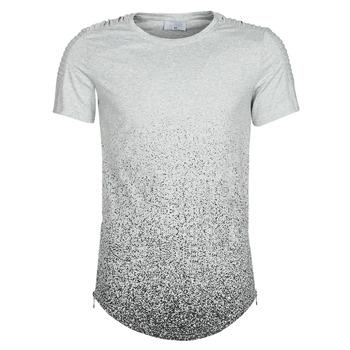 Abbigliamento Uomo T-shirt maniche corte Yurban OLORD Grigio / Nero
