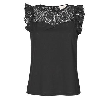 Abbigliamento Donna Top / Blusa Moony Mood OTTIA Nero