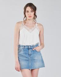 Abbigliamento Donna Top / Blusa Moony Mood OTOP Bianco