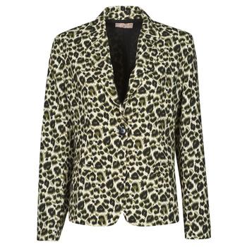 Abbigliamento Donna Giacche / Blazer Moony Mood OUPLA Marrone
