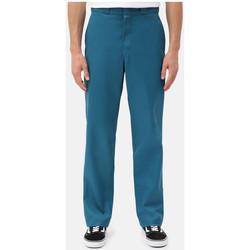 Abbigliamento Uomo Chino Dickies Orgnl 874work pnt Blu