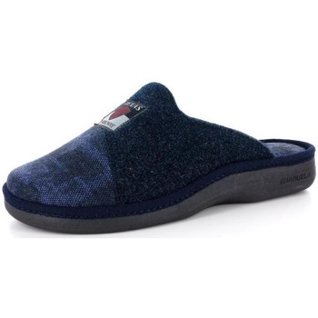 Scarpe Uomo Pantofole Emanuela 40370 BLU