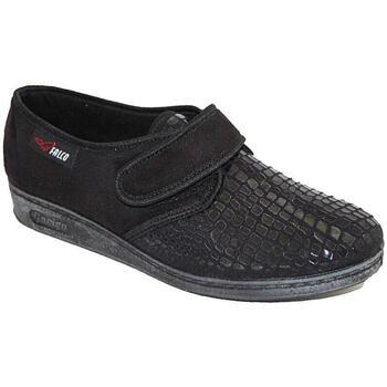 Scarpe Donna Pantofole Gaviga 30473 NERO