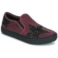 Scarpe Bambina Sneakers basse Geox J KALISPERA FILLE Viola