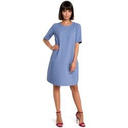 Abbigliamento Donna Abiti corti Be B082 Abito a turni Breezy - blu