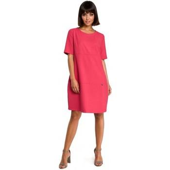 Abbigliamento Donna Abiti corti Be B082 Abito a turni Breezy - rosa
