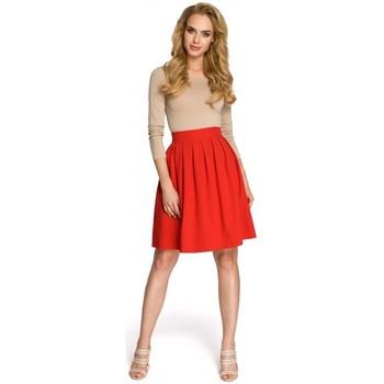 Abbigliamento Donna Gonne Moe M237 Gonna - rosso