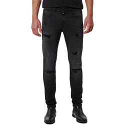 Abbigliamento Uomo Jeans slim Kaporal Dadas men Nero