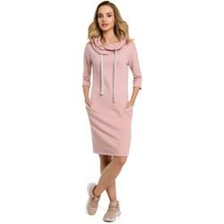 Abbigliamento Donna Vestiti Moe M391 Abito - polvere