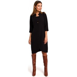 Abbigliamento Donna Abiti corti Style S189 Abito blazer - nero