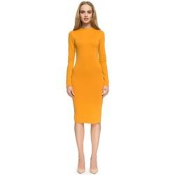 Abbigliamento Donna Abiti corti Style S033 Vestito - blu reale